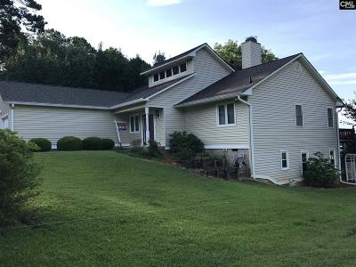 Lexington County, Newberry County, Richland County, Saluda County Single Family Home For Sale: 541 Camping Creek