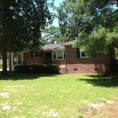Forest Acres Single Family Home For Sale: 4425 Briarwood