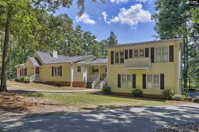 Lexington County, Newberry County, Richland County, Saluda County Single Family Home For Sale: 111 Duck Point
