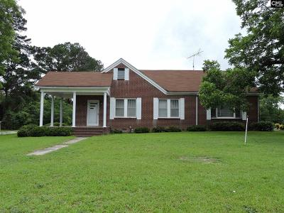 NEWBERRY Single Family Home For Sale: 11967 Highway 121