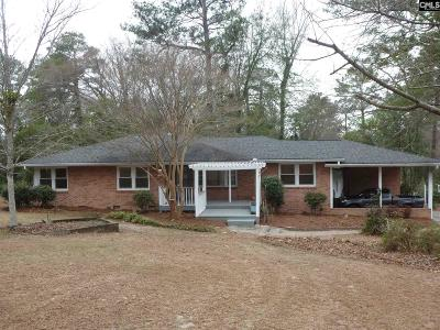 Forest Acres Single Family Home For Sale: 4507 Oakwood