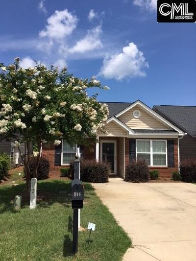 Courtside Commons Single Family Home For Sale: 106 Tennis View