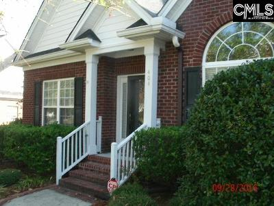 Columbia Single Family Home For Sale: 404 Lake Vista