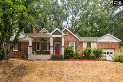 Earlewood Single Family Home For Sale: 3323 Makeway