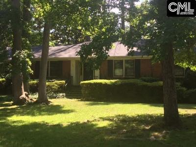 Columbia SC Single Family Home For Sale: $217,900