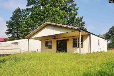 Leesville Single Family Home For Sale: 169 Carolina