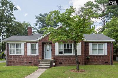 Shandon Single Family Home For Sale: 3601 Duncan