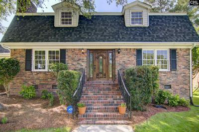 Columbia Single Family Home For Sale: 14 Archdale