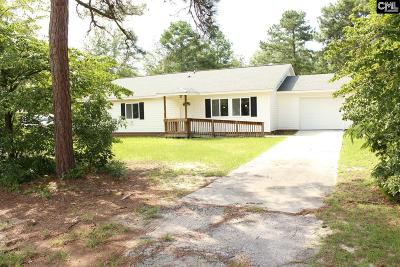 Leesville Single Family Home For Sale: 1210 Sandpit