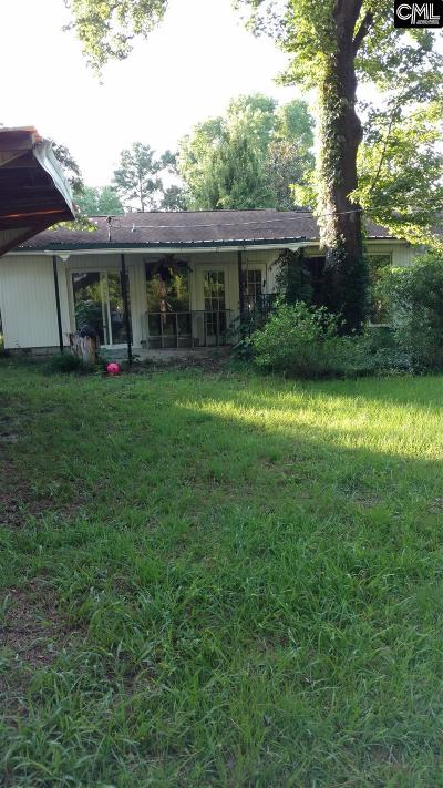 Cayce Single Family Home For Sale: 525 Riverside