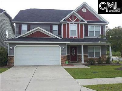 Congaree Pointe Single Family Home For Sale: 1037 Congaree Pointe
