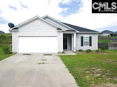 Congaree Downs Single Family Home For Sale: 1817 Crystal
