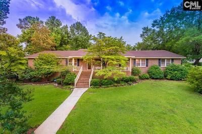 West Columbia Single Family Home For Sale: 1500 Blackbird