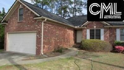 Blythewood Single Family Home For Sale: 103 Oak Glen