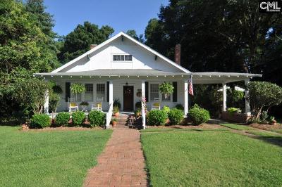 Newberry Single Family Home For Sale: 1719 Harrington