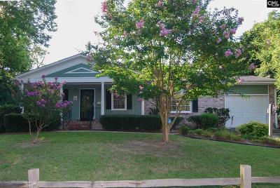 Newberry Single Family Home For Sale: 1328 Garden Circle
