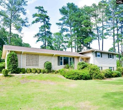 Forest Acres Single Family Home For Sale: 15 Mosswood