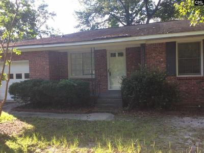 West Columbia Single Family Home For Sale: 306 Southhall