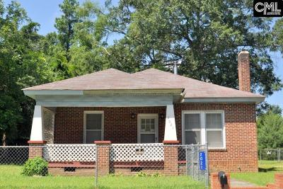 Newberry Single Family Home For Sale: 2021 Nance