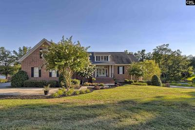 Lexington County, Newberry County, Richland County, Saluda County Single Family Home For Sale: 170 Hunter