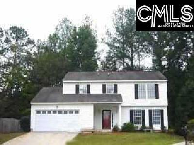 Irmo Single Family Home For Sale: 102 Woodspur