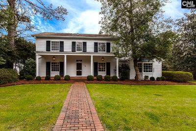 Camden Single Family Home For Sale: 1823 Brevard
