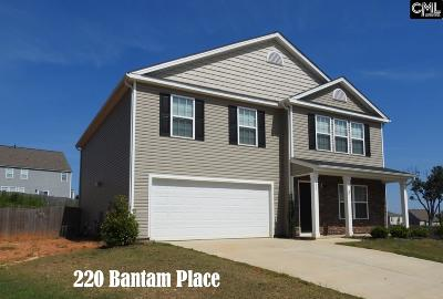 Single Family Home For Sale: 220 Bantam