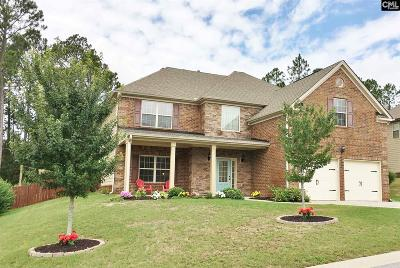 West Columbia Single Family Home For Sale: 371 Lake Frances