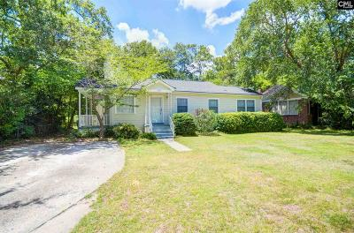 Forest Acres Single Family Home For Sale: 1621 Edgehill