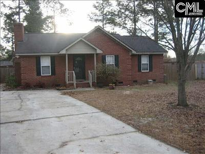 West Columbia Single Family Home For Sale: 153 Yardley Farms