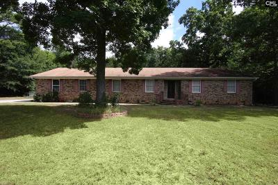 Irmo Single Family Home For Sale: 11 Pearson