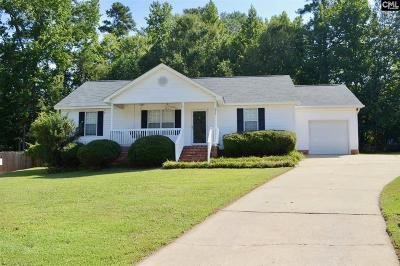 Lexington County, Richland County Single Family Home For Sale: 320 Rapids