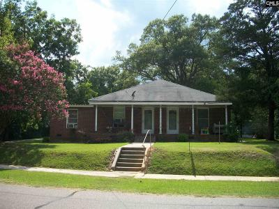 Saluda Multi Family Home For Sale: 307 N Jefferson
