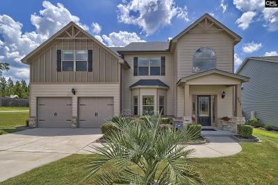 Single Family Home For Sale: 203 Meadow Saffron