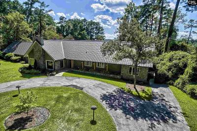 Blythewood, Ridgeway, Winnsboro, Columbia, Elgin, Ballentine, Eastover, Forest Acres, Gadsden, Hopkins Single Family Home For Sale: 5841 Lakeshore