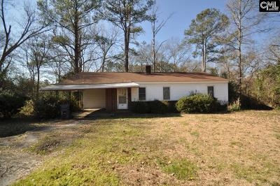 Newberry Single Family Home For Sale: 915 Charlotte
