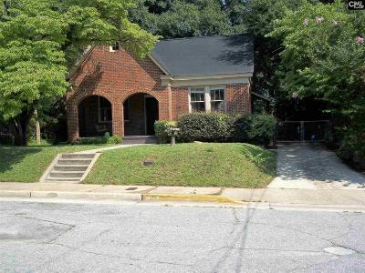 Earlewood Single Family Home For Sale: 1303 Florence