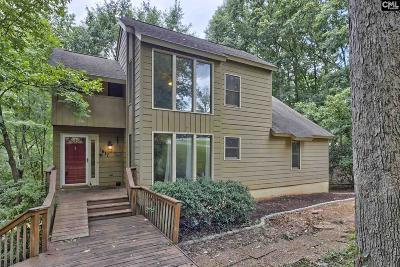 Murraywood Single Family Home For Sale: 1617 N Woodstream