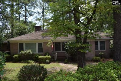 Columbia SC Single Family Home For Sale: $142,000