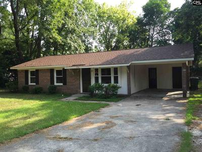 Cayce Single Family Home For Sale: 2708 Riverside