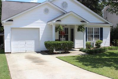 West Columbia Single Family Home For Sale: 125 Montclaire