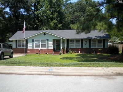 Lugoff Single Family Home For Sale: 115 Hampton