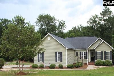 Pelion Single Family Home For Sale: 100 Forts Pond