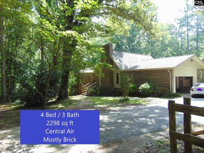 Lexington County, Richland County Single Family Home For Sale: 1208 Osheal