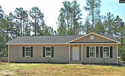 Batesburg SC Single Family Home For Sale: $133,000