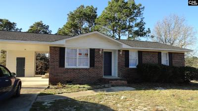 Glenn Village Single Family Home For Sale: 2105 Capitol View