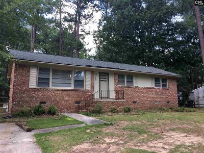 Forest Acres Single Family Home For Sale: 247 Vallejo