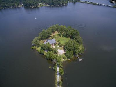 Lexington County, Newberry County, Richland County, Saluda County Single Family Home For Sale: 239 Hipp Island Rd