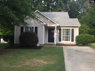 Irmo Single Family Home For Sale: 1006 Riverwalk
