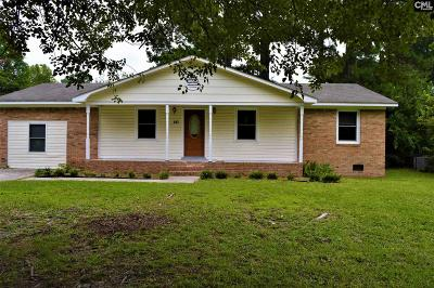 West Columbia Single Family Home For Sale: 317 Hadley Hall